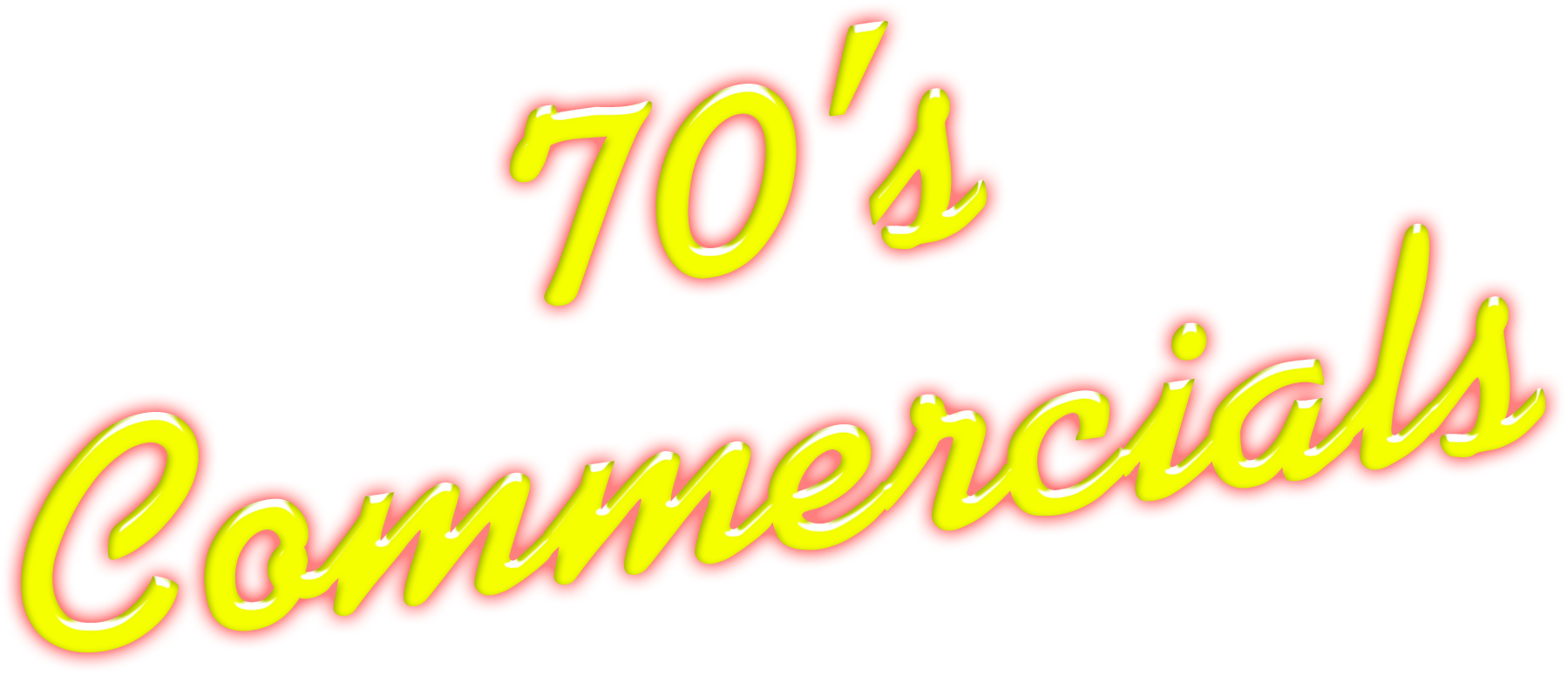 #19 Bonus Disc - 70's Commercials Disc 1