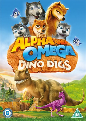 Alpha and Omega: Dino Digs (1 DVD Box Set)