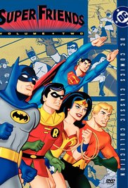 Challenge of the Super Friends (4 DVDs Box Set)