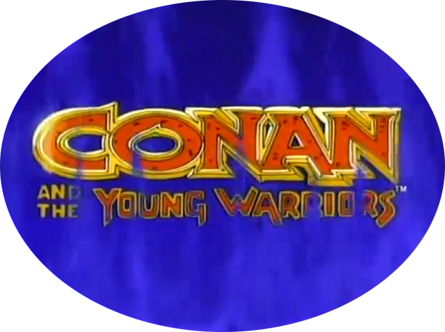 Conan And The Young Warriors (1 DVD Box Set)