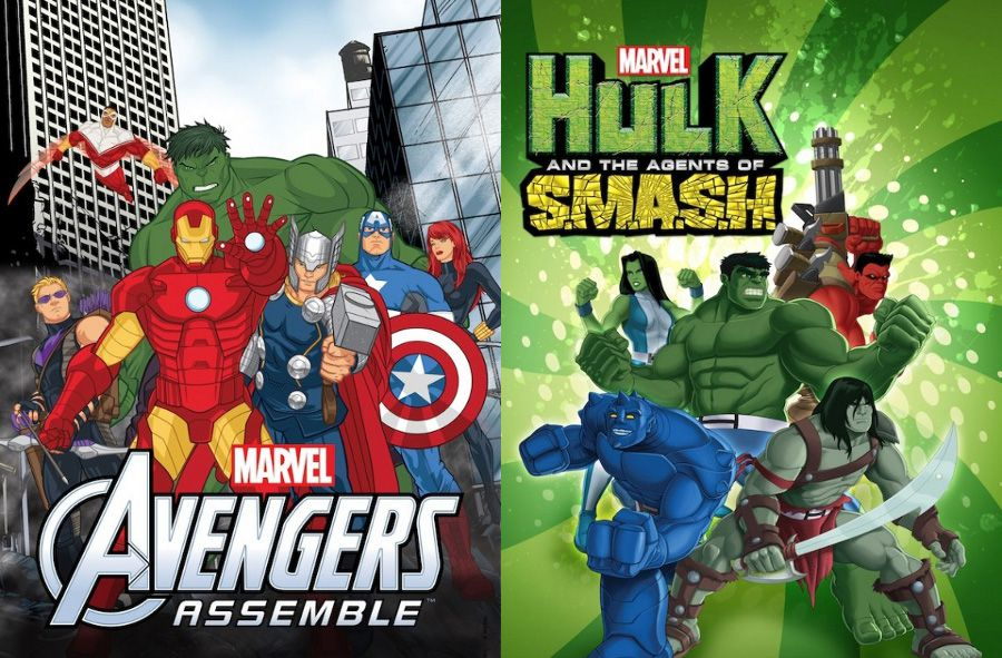 Hulk and the Agents of S.M.A.S.H (6 DVDs Box Set)