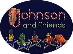 Johnson and Friends Complete (3 DVDs Box Set)