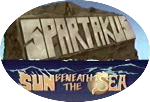 Spartakus and the Sun Beneath the Sea Complete