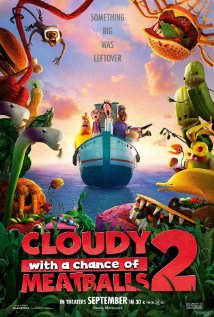 Cloudy with a Chance of Meatballs 2 (1 DVD Box Set)