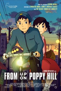 From Up on Poppy Hill  in English