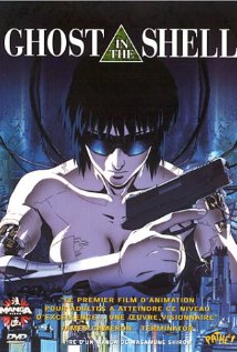 Ghost in the Shell  in English