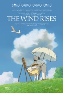 The Wind Rises  in English