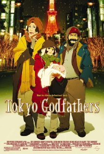 Tokyo Godfathers  in English