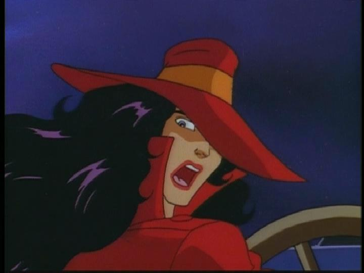 Where On Earth Is Carmen Sandiego The Tigress Part