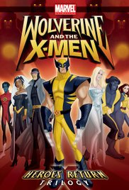 Wolverine and the X-Men (3 DVDs Box Set)