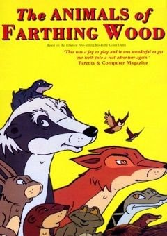Animals of Farthing Wood Complete (4 DVDs Box Set)