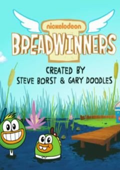 Breadwinners Complete (4 DVDs Box Set)