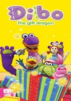Dibo the Gift Dragon Complete (6 DVDs Box Set)