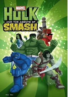 Hulk and the Agents of S.M.A.S.H. Complete (6 DVDs Box Set)