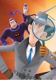 Inspector Gadget 2015 Complete 3 Dvds Box Set Cool90s