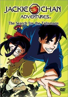Jackie Chan Adventures Complete