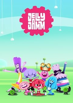 Jelly Jamm Complete (8 DVDs Box Set)