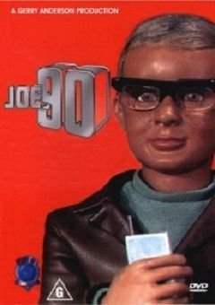 Joe 90 Complete (3 DVDs Box Set)