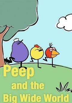 Peep and the Big Wide World Complete (6 DVDs Box Set)