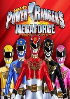 Power Rangers Megaforce Complete
