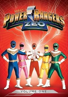 Power Rangers Zeo Complete
