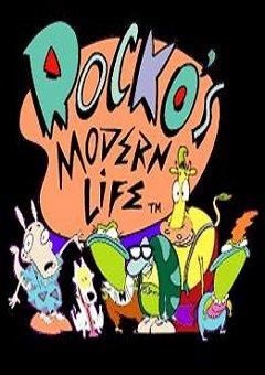 Rockos Modern Life Complete 6 Dvds Box Set Cool90s