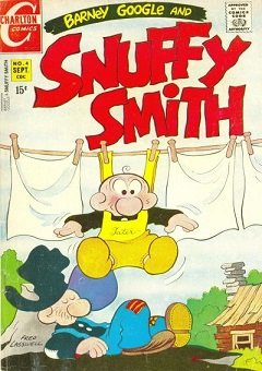 Snuffy Smith and Barney Google Complete