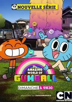 The Amazing World of Gumball Complete