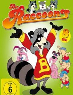 The Raccoons Complete (7 DVDs Box Set)