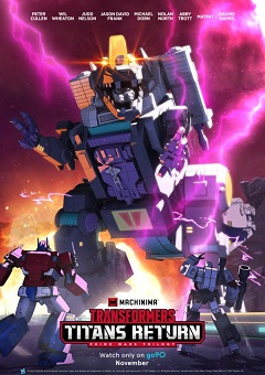 Transformers: Titans Return Complete