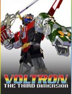 Voltron: The Third Dimension Complete