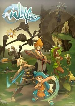 Wakfu English Dubbed Complete (6 DVDs Box Set)