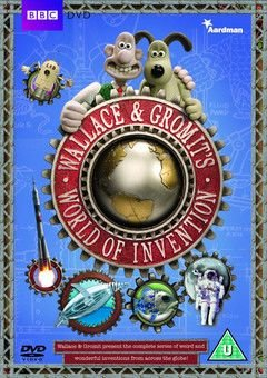 Wallace and Gromit\'s World of Invention Complete