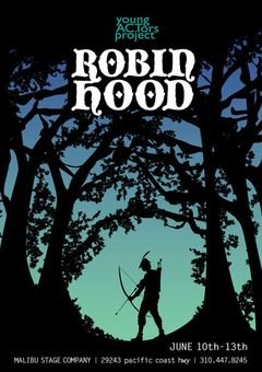 Young Robin Hood Complete